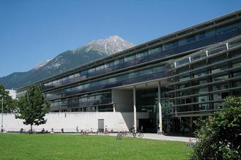 SOWI building, Campus Universitätsstraße