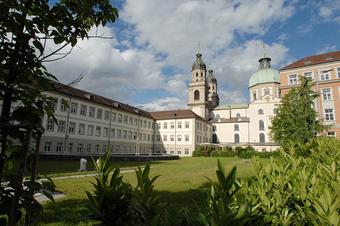 Theology building, Campus Universitätsstraße