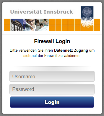 Firewall-Validierung