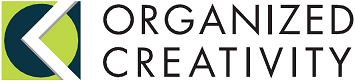 organized creativity logo