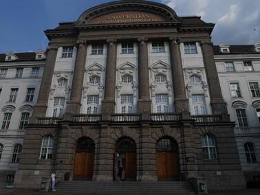 Standort Hauptgebäude