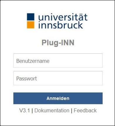 Plug-INN Login