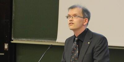 Prof. Dr. Roland Wester, Sprecher des DK