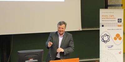 Landesrat Prof. Dr. Bernhard Tilg