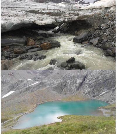 Postcard from Kaunertal