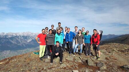 Group Hike 2017