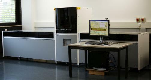 XRF core scanner