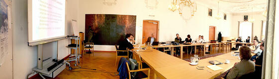 The Doctoral Research Group Philosophy of Religion