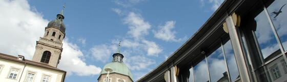 Fakultäten Servicestelle | Standort Karl-Rahner-Platz 3