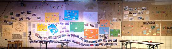 Panorama 3 (Bilderwand)