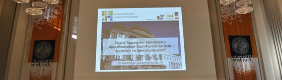 Conference on subject-specific Education