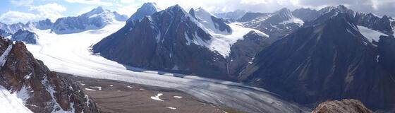Weltweites Eisvolumen neu berechnet