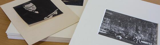 Neue Karl-Kraus-Sammlung im Brenner-Archiv