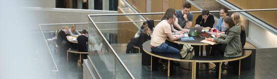 Studying at the University of Innsbruck