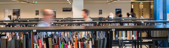 Hauptbibliothek Bestellungen