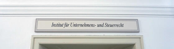 Unternehmensrecht (Institut)