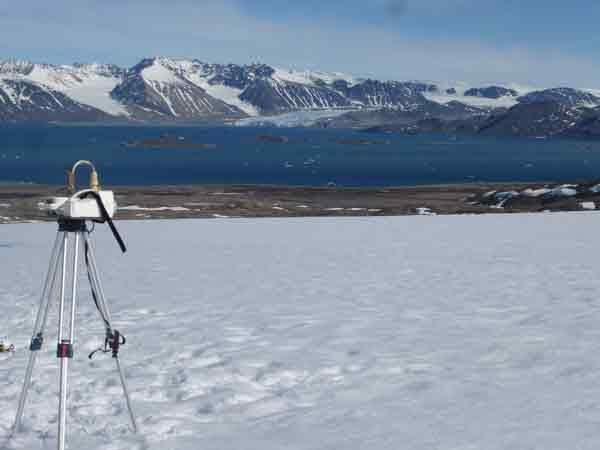 Postcard from Svalbard