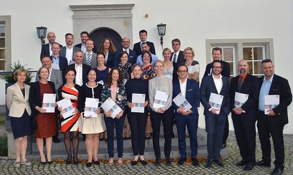 Abschlussfeier ULG MBA 2017