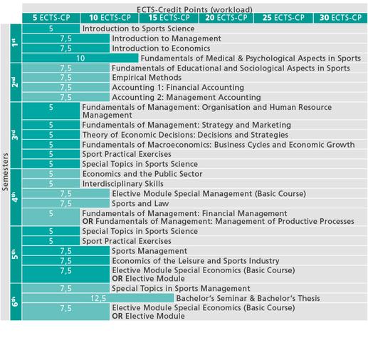 BA Sportmanagement_Studienverlauf 2015_en