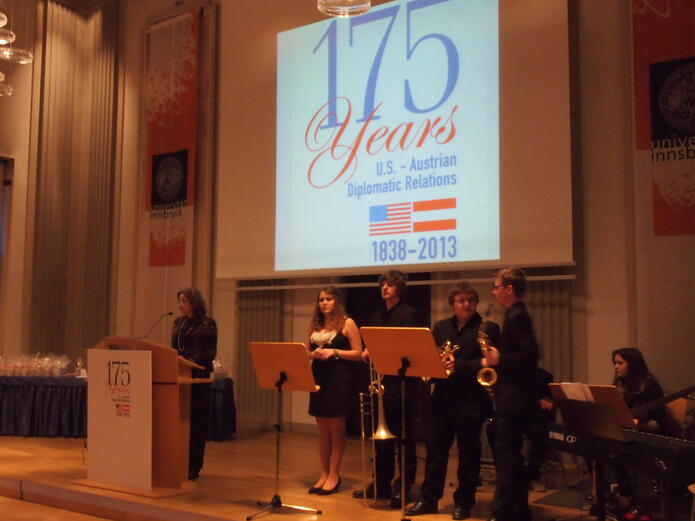 175 Years of US-Austrian Diplomatic Relations
