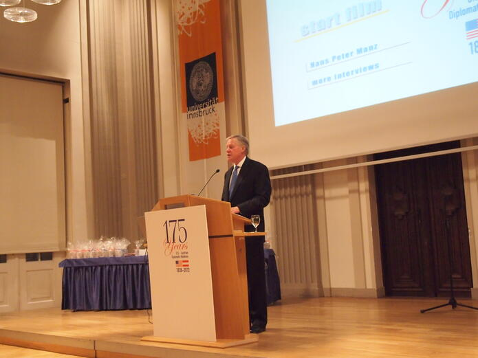 175 Years of US-Austrian Diplomatic Relations 10