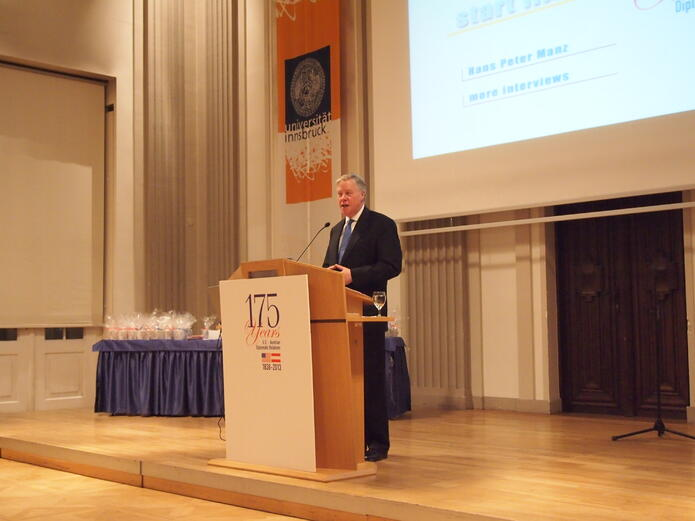 175 Years of US-Austrian Diplomatic Relations 11
