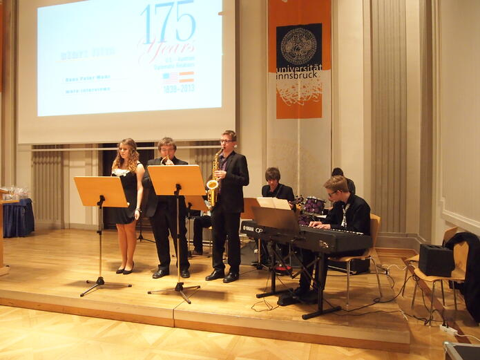 175 Years of US-Austrian Diplomatic Relations 14