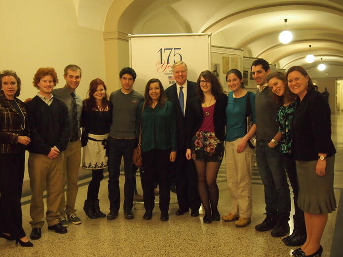 175 Years of US-Austrian Diplomatic Relations 18