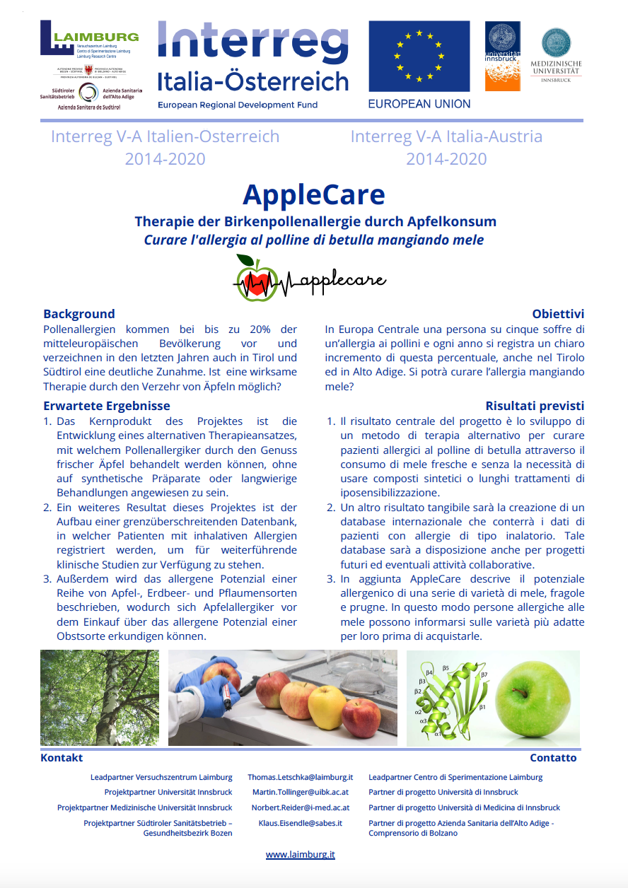 Poster: Apple Care