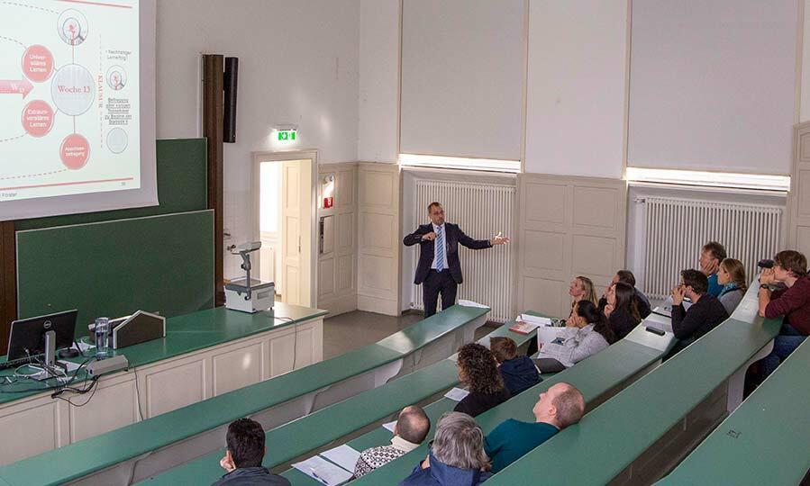 News Tag der Lehre 2018 (c) Universität Innsbruck