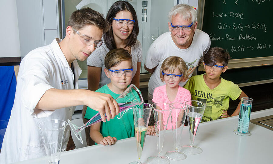 Fest der Wissenschaft: Samstag