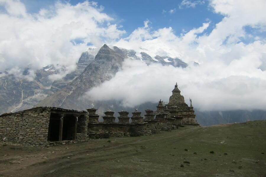 Nar-Phu valley, Nepal