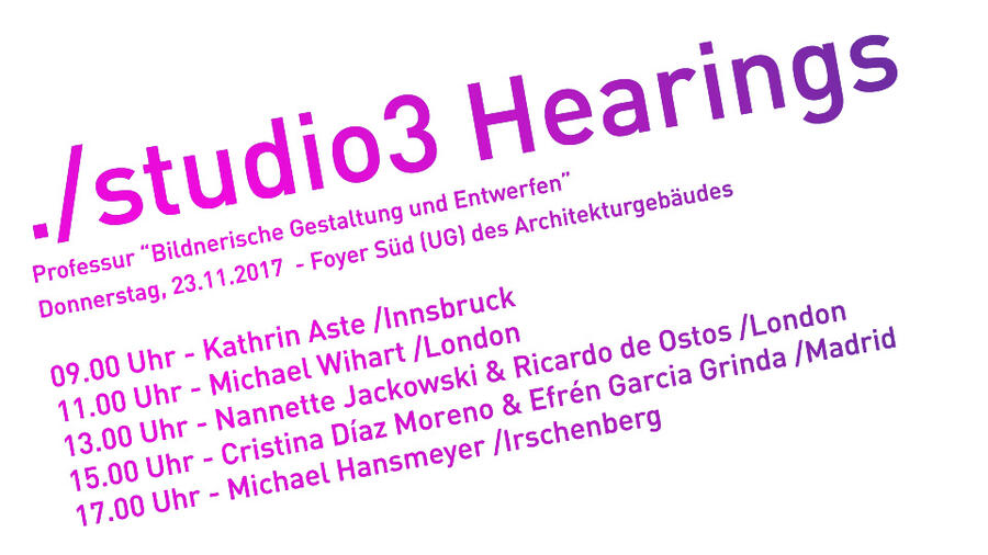 plakat-hearings-studio3_bw