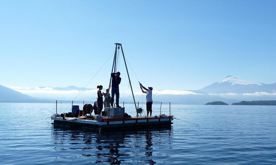 Fieldwork in Chile