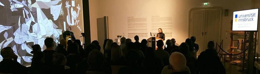 Innsbruck Peace Lecture Series