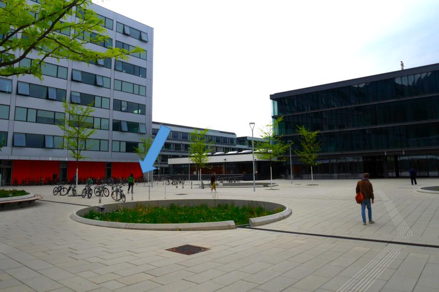 Standort Campus Technik