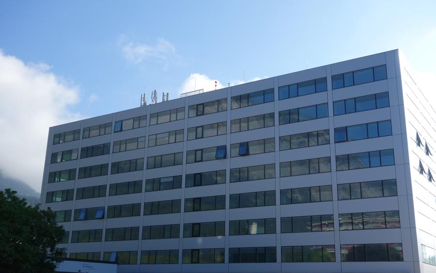 Bauingenieurgebäude