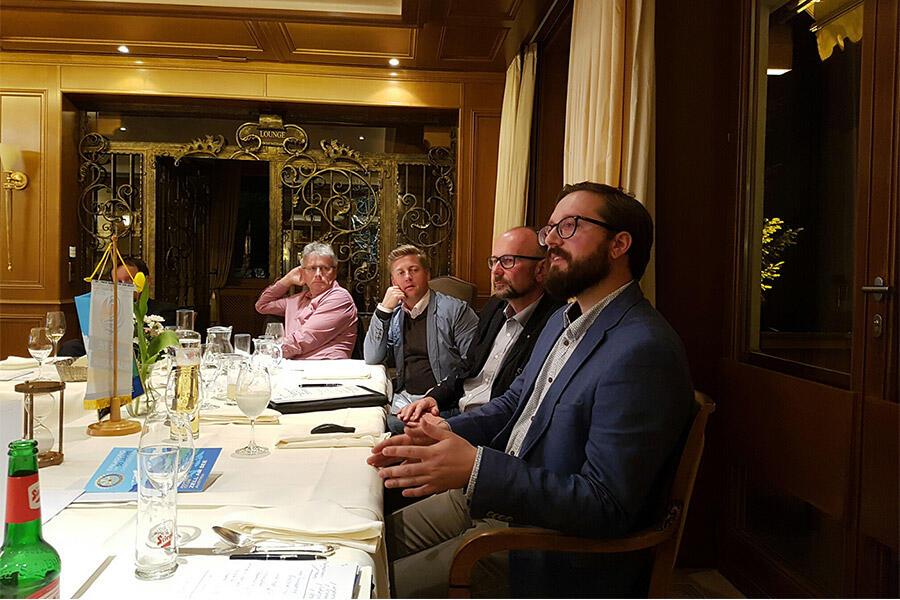 Talk Rotary Club Zell am See