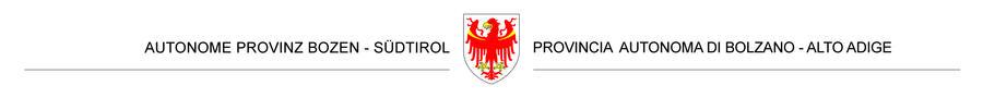 Logo Autonome Provinz Bozen
