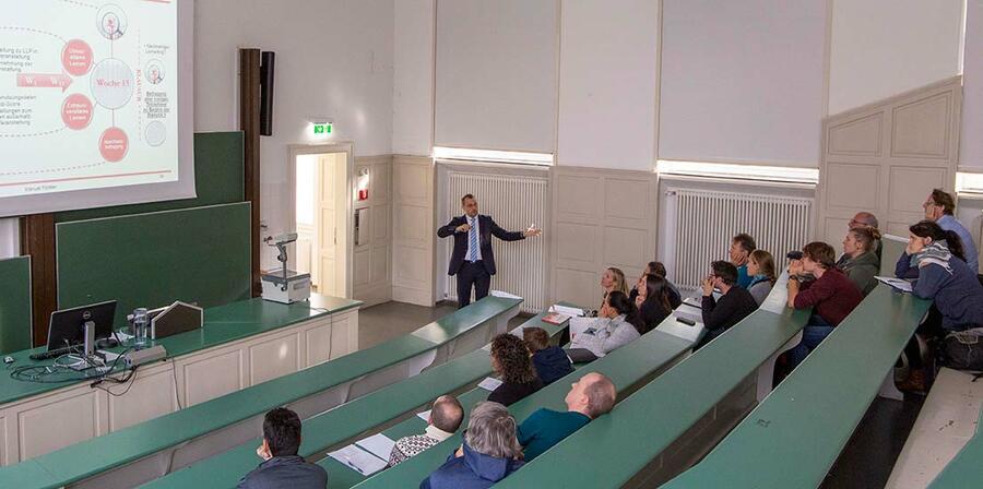 Tag der Lehre 2018 (c) Universität Innsbruck