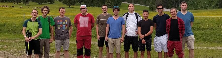Group retreat 2018