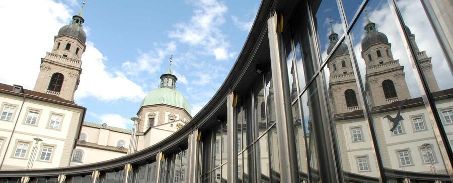 Geschichte der Universität Innsbruck