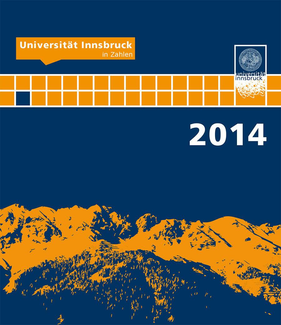 Universität Innsbruck in Zahlen 2014