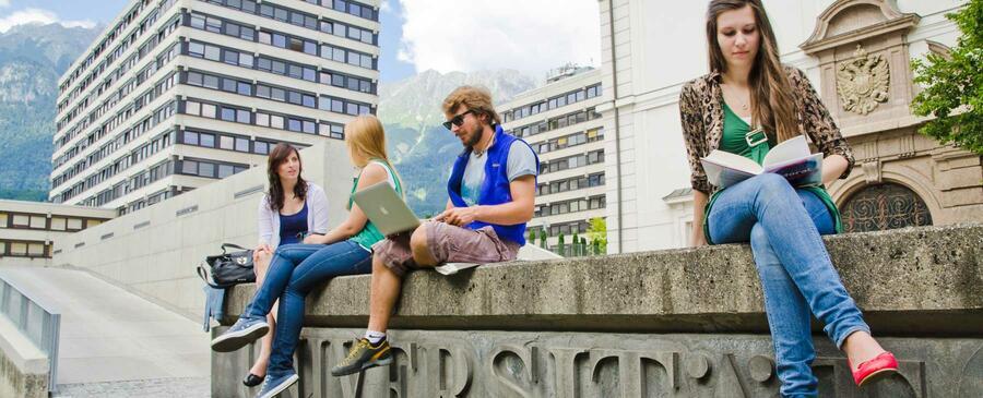 Die Leopold-Franzens-Universität Innsbruck