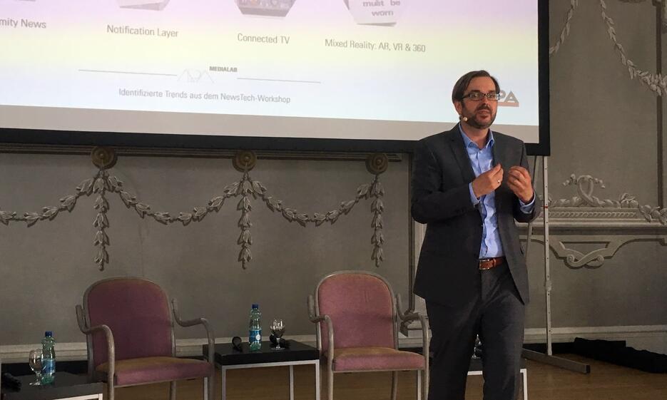 2018-05 Herausforderung Digitalisierung - Clemens Pig