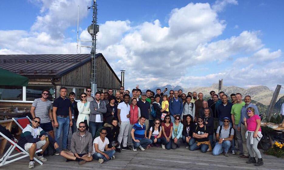 2016-09-16 Gruppenbild Summerschool