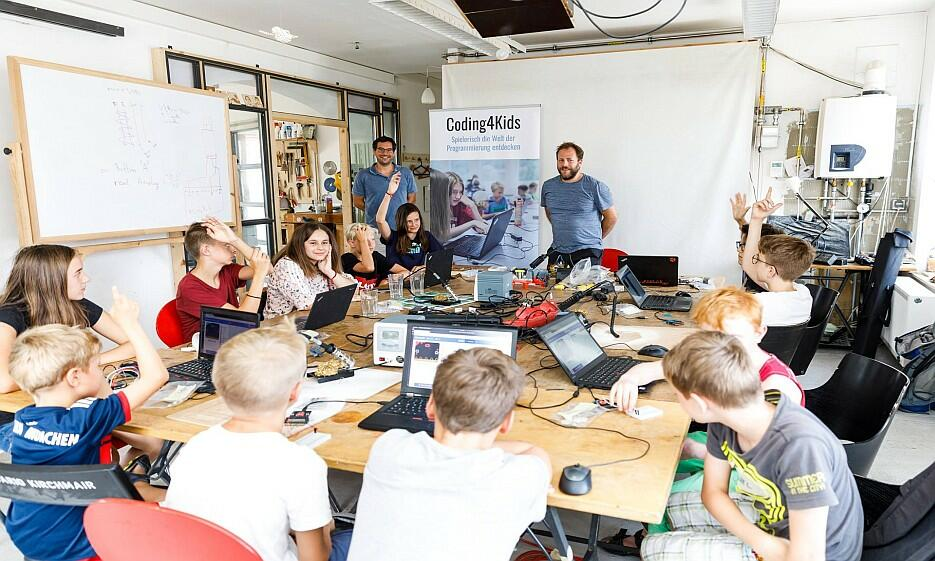 2018-08-03: Rossini Summercamp - Coding for Kids