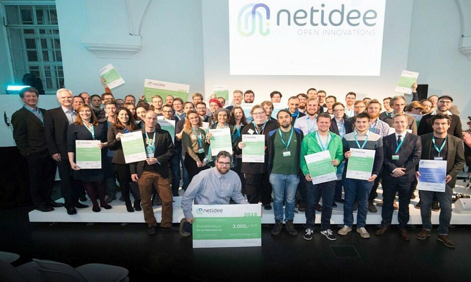2018-11-23 Netidee Gewinner