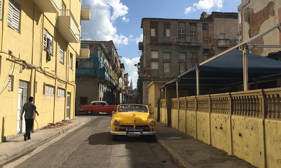 Auslandssemester Kuba