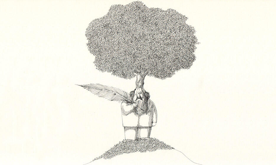 Baum (Paul Flora)